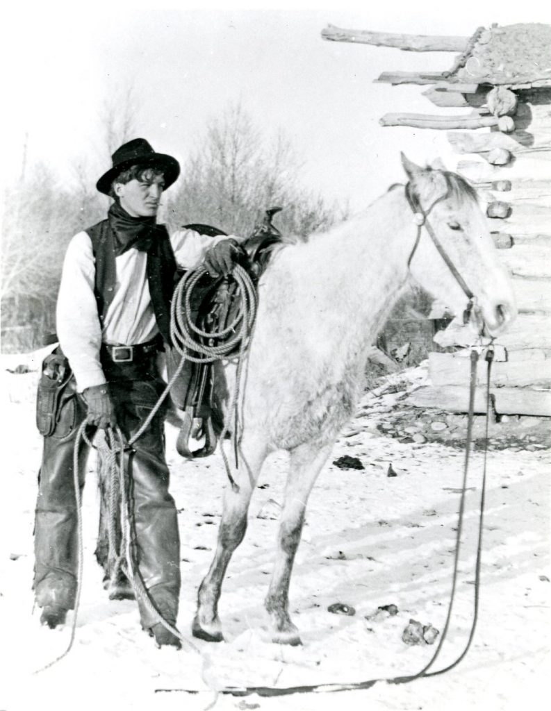 cowboy author Will James