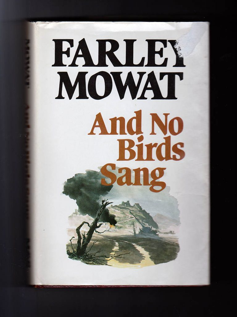 And no Birds Sang book cover
