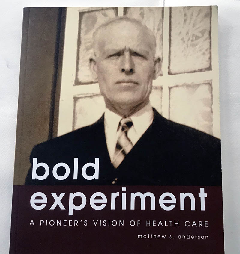 Bold Experiment book cover