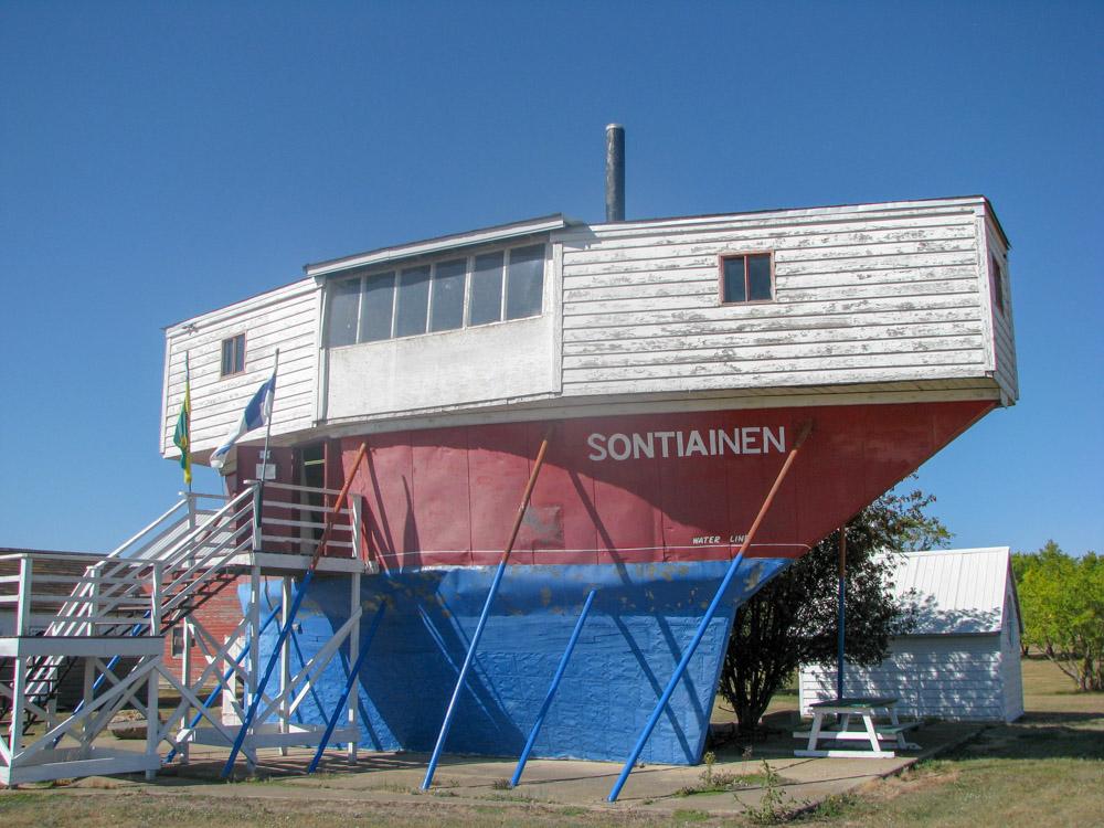 S.ukanen's ship